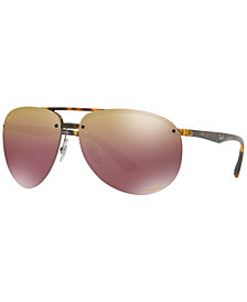 Ray-Ban Polarized Chromance Collection Sunglasses, RB4293CH 64