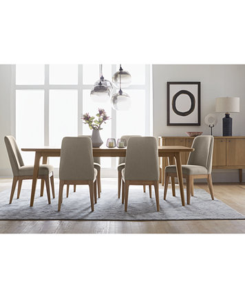 Martha Stewart Collection Brookline Expandable Dining Furniture ...