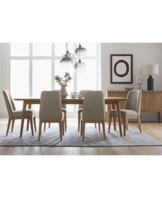 Martha Stewart Collection Brookline Expandable Dining Furniture, Created  For Macyu0027s   Furniture   Macyu0027s