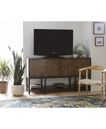 Ashton BuffetTV Stand Furniture Macys - Buffet tv