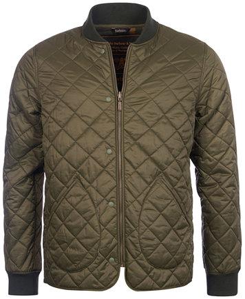Barbour Mens Heritage Quilted Jacket Coats Jackets Men Macys