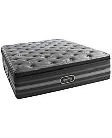 Beautyrest Black Lillian Luxury Firm Pillow Top Mattress- California King