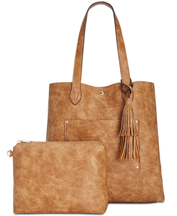 Image 1 Of Steve Madden Casey North South Large Tote