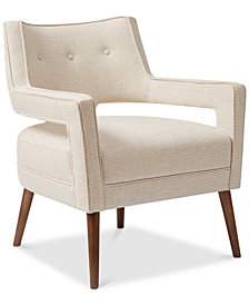 Palmer Accent Chair, Quick Ship