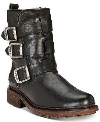 Frye Women's Valerie Strappy Boots