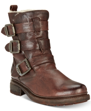 Frye Women's Valerie Strappy Boots Women's Shoes