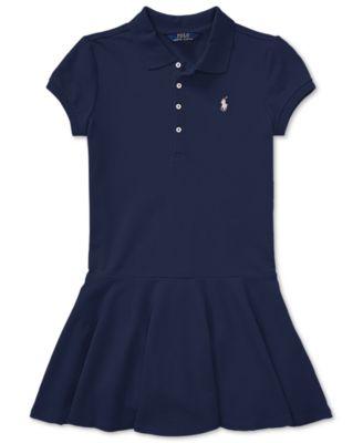 폴로 랄프로렌 여아용 원피스 Polo Ralph Lauren Little Girls Polo Dress