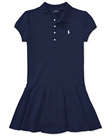 Little Girls Polo Dress