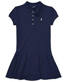 폴로 랄프로렌 여아용 폴로 원피스 Polo Ralph Lauren Toddler Girls Polo Dress