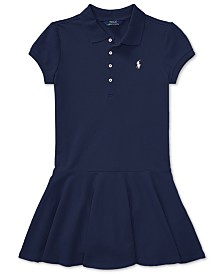 Polo Ralph Lauren Little Girls Polo Dress