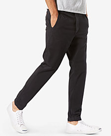 Dockers Men's Slouch Tapered Fit Smart 360 FLEX Alpha Jogger Pants