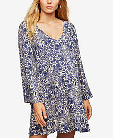 Rachel Pally Maternity Printed Shift Dress