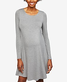 A Pea In The Pod Maternity Jersey Dress