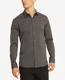 Kenneth Cole Reaction Men's Stretch Chambray Shirt