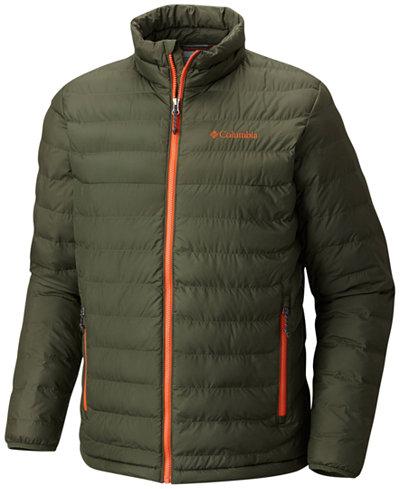 Columbia Men's Oyanta Trail Insulated Jacket