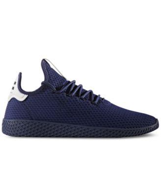 adidas Men\u0027s Originals Pharrell Williams Tennis HU Casual Sneakers from  Finish Line