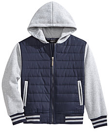 Ring of Fire Camden Hooded Full-Zip Jacket, Big Boys, Created for Macy's