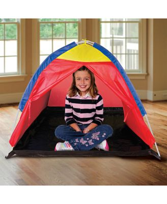 Image 2 of Discovery Kids Adventure Play Tent with Removable Tunnel  sc 1 st  Macyu0027s & Discovery Kids Adventure Play Tent with Removable Tunnel - Toys ...