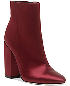 Jessica Simpson Windee Block-Heel Booties