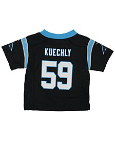Luke Kuechly Carolina Panthers Game Jersey, Toddler Boys