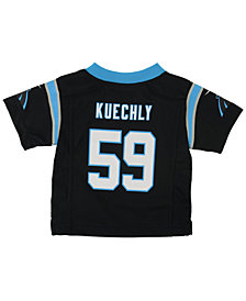 Nike Luke Kuechly Carolina Panthers Game Jersey, Toddler Boys