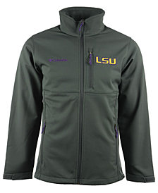 Columbia Men's LSU Tigers Ascender Softshell Jacket
