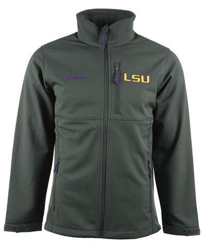 Columbia Men's LSU Tigers Ascender Softshell Jacket