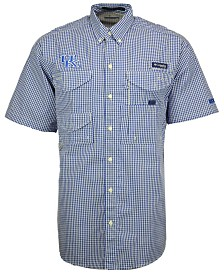 Columbia Men's Kentucky Wildcats Super Bonehead Shirt