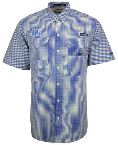 Columbia Men's Kentucky Wildcats Super Bonehead Shirt