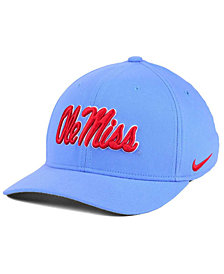 Nike Ole Miss Rebels Classic Swoosh Cap