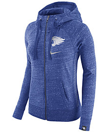 Nike Women's Kentucky Wildcats Vintage Full-Zip Hoodie