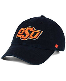 '47 Brand Oklahoma State Cowboys CLEAN UP Cap