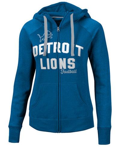 G-III Sports Women s Detroit Lions Conference Full-Zip Jacket ... 72841d868f2d0