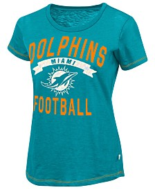 Touch By Alyssa Milano Women's Miami Dolphins MVP T-Shirt