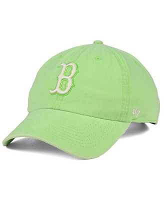 '47 Brand Boston Red Sox Summerland CLEAN UP Cap