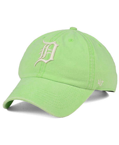 '47 Brand Detroit Tigers Summerland CLEAN UP Cap