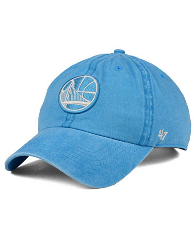 '47 Brand Golden State Warriors Summerland CLEAN UP Cap