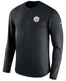 Nike Men's Pittsburgh Steelers Modern Crew Top