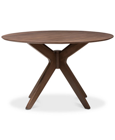 Gildyn Round Dining Table, Quick Ship
