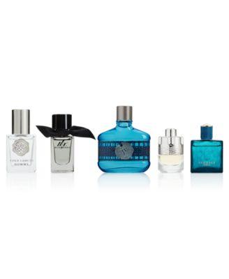 Men's 5-Pc. Fragrance Coffret Gift Set, Created for Macy's - Shop ...