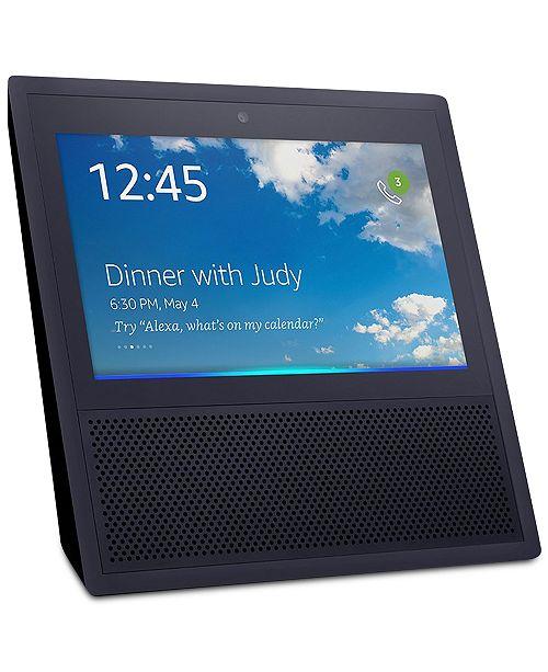 403ed87b35878 Amazon Amazon Alexa Enabled Echo Show & Reviews - Gifts ...