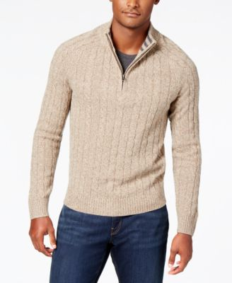 Brooks Brothers Red Fleece Men's Donegal Fair Isle Sweater ...