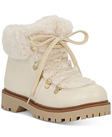 Circus by Sam Edelman Kilbourne Faux Fur Winter Boots Booties