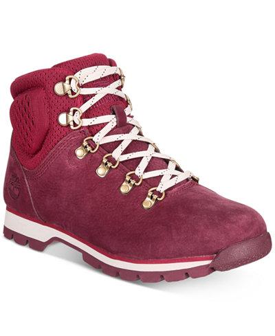 Timberland Women S Alderwood Waterproof Mid Hiker Boots