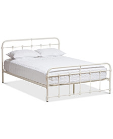 Arden Full Bed, Quick Ship