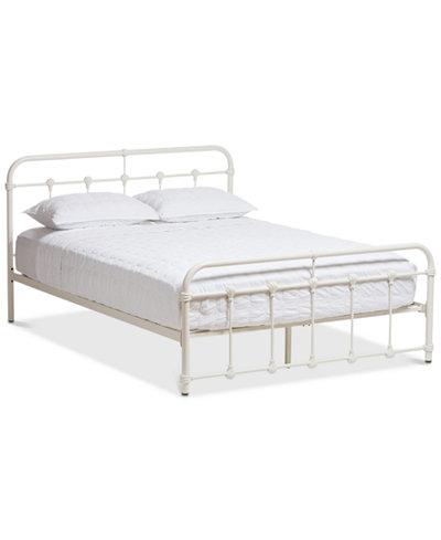 Arden Queen Bed, Quick Ship