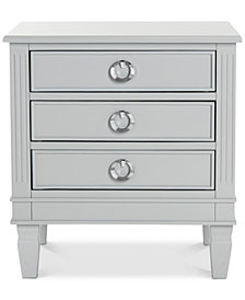 Debria Nightstand, Quick Ship