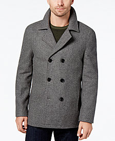 Daniel Hechter Paris Men's Peacoat