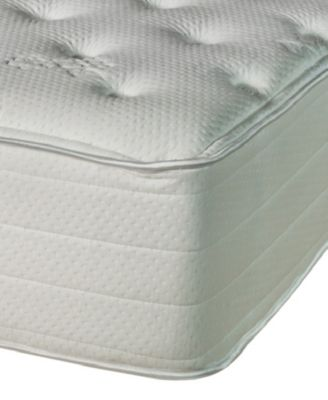 Serenity Latex 15'' Cushion Firm Mattress- Twin