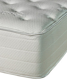 Nature's Spa by Paramount Serenity Latex 15'' Cushion Firm Mattress- Twin